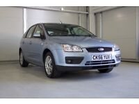 2006 Ford Focus 1.8 Ghia 5dr New MOT, Low Mileage