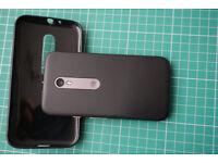 Moto G 3rd Generation phone
