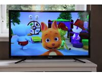 "Hisense 40"" LED TV less than 12 months old"