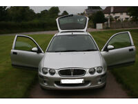 02 ROVER 25,1.4 3DR, LONG MOT, LOW MILEAGE, EX COND, FREE WARRANTY