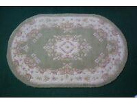 100% wool handmade Readicut rug for sale