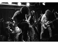 LEAD + RHYTHM Hard Rock\Metal guitarist wanted