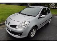 RENAULT CLIO 1.2 EXPRESSION ** 3 DOOR HATCH ** 08 PLATE ** 55,000 MILES **