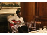 Neo-Soul - R&B - Afrobeat Guitarist Available for Events