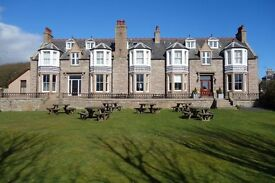 Trainee Chef / Commis Chef (F/T or P/T considered) - Kilmarnock Arms Hotel, Cruden Bay
