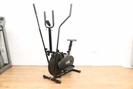 JLL Fitness LTD CT100 Cross Trainer - Ex Showroom Model 1 Month Warranty - Collection Only
