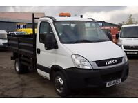 IVECO DAILY 35C 12 TIPPER – 58-REG