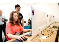 FREE Digital Media programme for 16-25yr olds. Film, Animation, VFX & Programming workshops