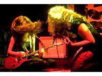 ++Kick Ass Female Guitarist Wanted!++