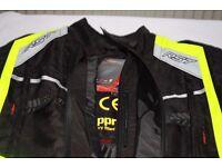 New RST Motorbike Jacket - Large