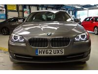 BMW 530d SE [PRO NAV / LEATHER / BLUETOOTH] (space grey metallic) 2012