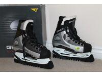 Graf Skates Supra 1001 UK size 5 worn twice £30