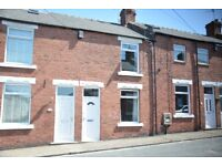 2 Bed Mid Terraced Home, Esh Winning. Close to the village centre, Ideal for the first time tenant.