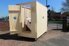 Trailer Storage - Shed/ Wooden Container / Play house / Workshop / Anything you want it to be!!