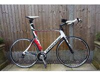 Cannondale Slice 105 - Almost brand new condition.
