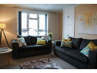 Short stay two bedroom apartment in Kilmarnock