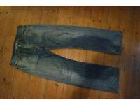 Men's Levis 501s Jeans 33x32