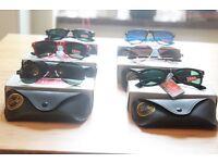 New Rayban - Avatior and Wayfarer Sunglasses