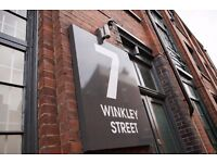 Self Contained Creative Office Space Unit - Former Victorian Warehouse - Hackney E2 - 850 sq. ft.
