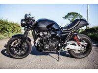 Honda CB1300 Cafe racer Custom build