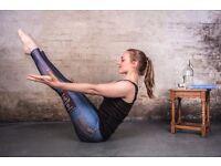 Mat Pilates Classes in Stoke Newington and Tottenham