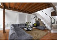 Spacious three bedroom loft apartment with gated off-street parking - SW2, £3198 per calendar month