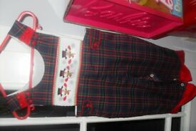Variety of boys christmas clothing