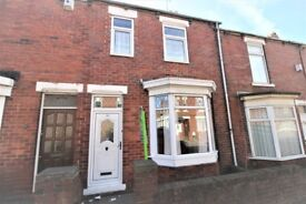 Two bedrooms, two reception rooms available straight away