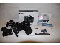 SAMSUNG NX10 14.6 Mega Pixel Digital Camera
