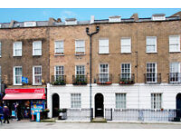 Lovely 2 bed 2 bathroom newly refurbished with private garden located in the heart of Kings cross