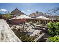 Head chef needed @ The Garden Bar Hove