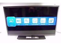 "Toshiba 40"" TV Smart LCD Television Model 40L3455DB 0313121"