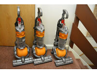3 X DYSON DC24 LIGHTWEIGHT BALL VACUUM ...ONLY ONE REMAINING..!!!!