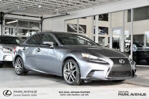 2016 Lexus IS 200t *NOUVEL ARRIVAGE* F SPORT * CUIR * TOIT *
