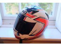 Arai Astro R Schwantz replica motorcycle helmet