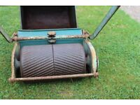 Vintage Push Mower Lawnmower with Box