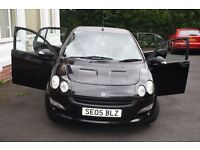 Smart ForFour Black Edition 1.1 Petrol. 2005