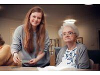 Volunteer - Activities/befriender (Cumbernauld)
