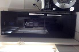 American style fridge freezer with water dispenser