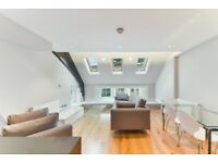 Newly Fitted 2 Bed Conversion in Norbiton, KT2, Kingston upon Thames, Private Roof Terrace- VZ