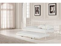 3 single beds with trundle