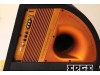 "Edge Audio EDB10A 10"" 750 watts Active Bass Box Sub Subwoofer Enclosure"