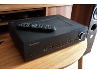 Cambridge Audio CXA60 amp. Great condition. Free cables.