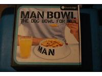 'Man' bowl