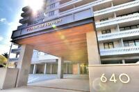 Beautiful, Sunny 1BD Highrise in the heart of Nutana