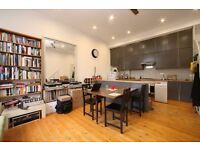 E8 1PH DALSTON LANE, FACTORY CONVERSION 2 BEDROOM HOUSE IN GATED DEVELOPMENT CLOSE TO STATION