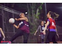 Netball leagues in Brixton