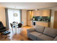 A bedroom flat