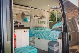 REDUCED - Ford Transit 53 - DIY Converted Campervan - Ready to travel!