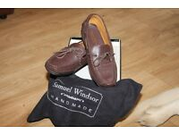 BRAND NEW SIZE 9 MEN'S LEATHER LOAFER FOR SALE